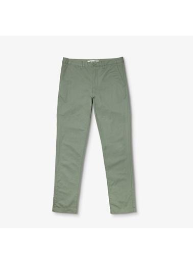Lacoste Erkek Slim Fit Pantolon HH5321.2M1 Yeşil